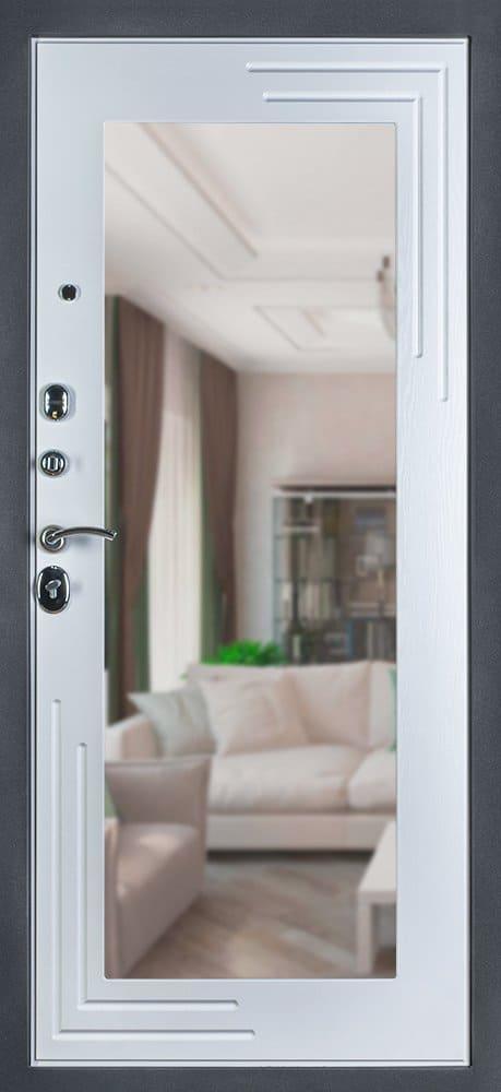 Дверь Гранит С7 комфорт открыта внутренняя панель