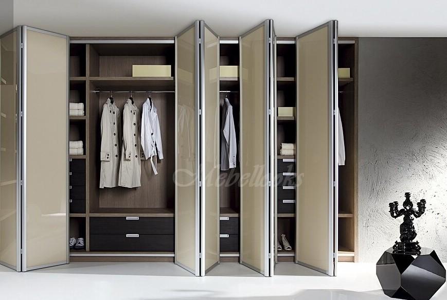 Долгопрудный продажа шкафа со складной системой дверей