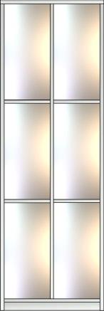 дива-6 фасад шкаф купе